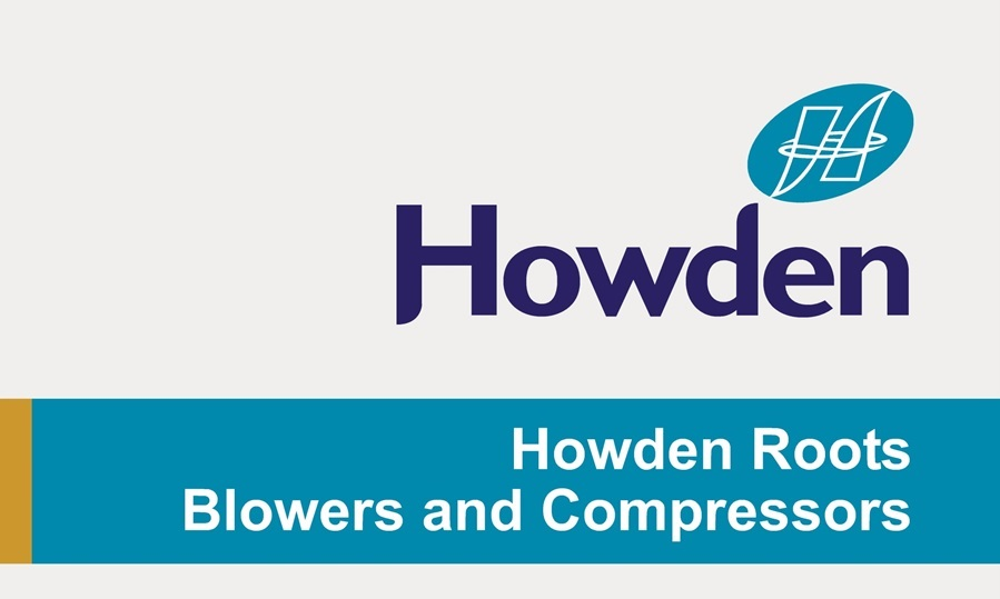 Roots Positive Displacement Blowers – Howden Roots Blower